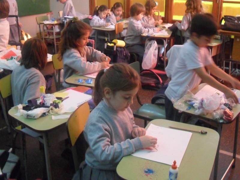 Niños de la Escuela Dante Alighieri adaptaron cuentos